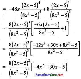 Samacheer Kalvi 11th Maths Guide Chapter 10 கணங்கள், தொடர்புகள் மற்றும் சார்புகள் Ex 10.3 1