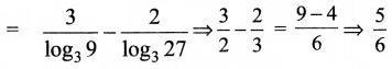 Samacheer Kalvi 11th Maths Solutions Chapter 2 அடிப்படை இயற்கணிதம் Ex 2.12 1