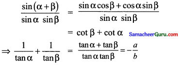 Samacheer Kalvi 11th Maths Solutions Chapter 3 அடிப்படை இயற்கணிதம் Ex 3.12 9