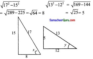 Samacheer Kalvi 11th Maths Solutions Chapter 3 அடிப்படை இயற்கணிதம் Ex 3.4 1