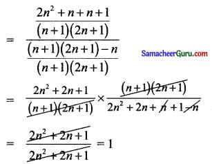 Samacheer Kalvi 11th Maths Solutions Chapter 3 அடிப்படை இயற்கணிதம் Ex 3.4 28
