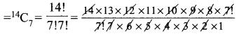 Samacheer Kalvi 11th Maths Solutions Chapter 4 சேர்ப்பியல் மற்றும் கணிதத் தொகுத்தறிதல் Ex 4.3 11