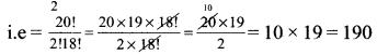 Samacheer Kalvi 11th Maths Solutions Chapter 4 சேர்ப்பியல் மற்றும் கணிதத் தொகுத்தறிதல் Ex 4.3 13