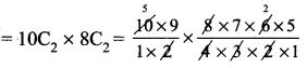 Samacheer Kalvi 11th Maths Solutions Chapter 4 சேர்ப்பியல் மற்றும் கணிதத் தொகுத்தறிதல் Ex 4.3 18