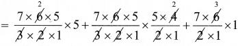 Samacheer Kalvi 11th Maths Solutions Chapter 4 சேர்ப்பியல் மற்றும் கணிதத் தொகுத்தறிதல் Ex 4.3 26
