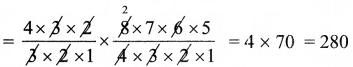 Samacheer Kalvi 11th Maths Solutions Chapter 4 சேர்ப்பியல் மற்றும் கணிதத் தொகுத்தறிதல் Ex 4.3 27