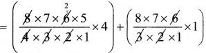 Samacheer Kalvi 11th Maths Solutions Chapter 4 சேர்ப்பியல் மற்றும் கணிதத் தொகுத்தறிதல் Ex 4.3 29