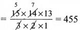 Samacheer Kalvi 11th Maths Solutions Chapter 4 சேர்ப்பியல் மற்றும் கணிதத் தொகுத்தறிதல் Ex 4.3 35