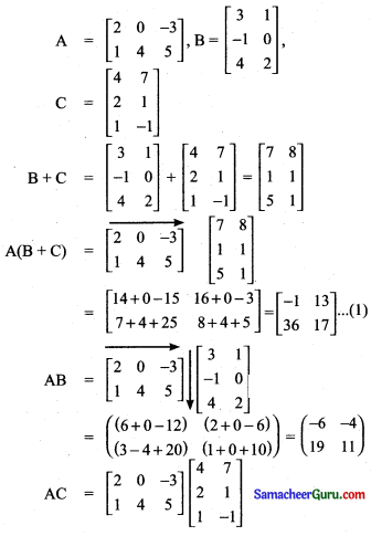 Tamilnadu Samacheer Kalvi 11th Maths Solutions Chapter 7 கணங்கள், தொடர்புகள் மற்றும் சார்புகள் Ex 7.1 13