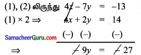 Tamilnadu Samacheer Kalvi 11th Maths Solutions Chapter 7 கணங்கள், தொடர்புகள் மற்றும் சார்புகள் Ex 7.1 5