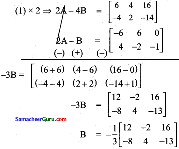 Tamilnadu Samacheer Kalvi 11th Maths Solutions Chapter 7 கணங்கள், தொடர்புகள் மற்றும் சார்புகள் Ex 7.1 6