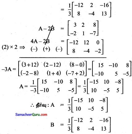 Tamilnadu Samacheer Kalvi 11th Maths Solutions Chapter 7 கணங்கள், தொடர்புகள் மற்றும் சார்புகள் Ex 7.1 7