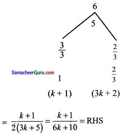 Samacheer Kalvi 11th Maths Solutions Chapter 4 சேர்ப்பியல் மற்றும் கணிதத் தொகுத்தறிதல் Ex 4.4 17
