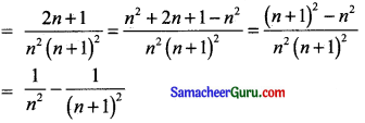 Samacheer Kalvi 11th Maths Solutions Chapter 5 சஈருறுப்புத் தேற்றம், தொடர்முறைகள் மற்றும் தொடர்கள் Ex 5.2 14
