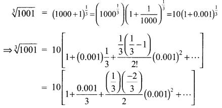 Samacheer Kalvi 11th Maths Solutions Chapter 5 சஈருறுப்புத் தேற்றம், தொடர்முறைகள் மற்றும் தொடர்கள் Ex 5.4 5
