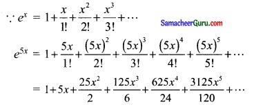 Samacheer Kalvi 11th Maths Solutions Chapter 5 சஈருறுப்புத் தேற்றம், தொடர்முறைகள் மற்றும் தொடர்கள் Ex 5.4 9