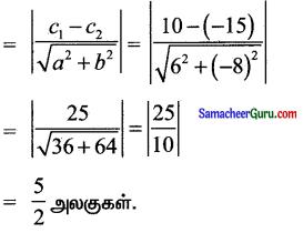 Samacheer Kalvi 11th Maths Solutions Chapter 6 இருபரிமாண பகுமுறை வடிவியல் Ex 6.3 15