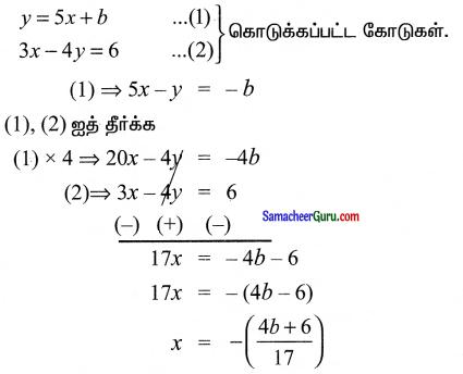 Samacheer Kalvi 11th Maths Solutions Chapter 6 இருபரிமாண பகுமுறை வடிவியல் Ex 6.3 25