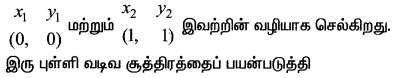 Samacheer Kalvi 11th Maths Solutions Chapter 6 இருபரிமாண பகுமுறை வடிவியல் Ex 6.4 17