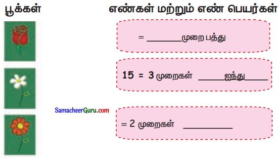 Samacheer Kalvi 3rd Maths Guide Term 1 Chapter 2 எண்கள் 1