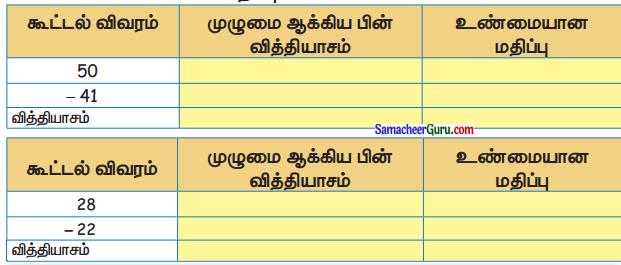Samacheer Kalvi 3rd Maths Guide Term 1 Chapter 2 எண்கள் 112