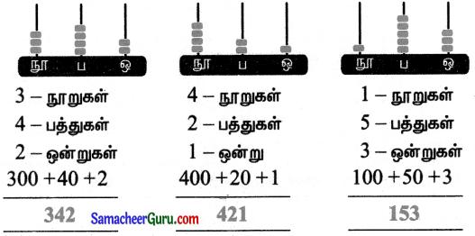 Samacheer Kalvi 3rd Maths Guide Term 1 Chapter 2 எண்கள் 25