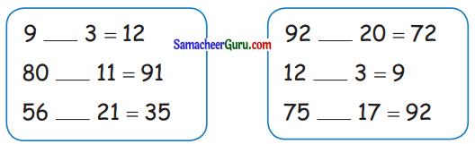 Samacheer Kalvi 3rd Maths Guide Term 1 Chapter 2 எண்கள் 9