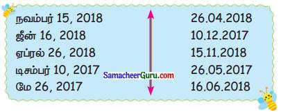 Samacheer Kalvi 3rd Maths Guide Term 1 Chapter 5 காலம் 18
