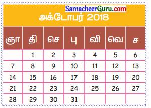 Samacheer Kalvi 3rd Maths Guide Term 1 Chapter 5 காலம் 19