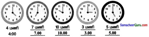Samacheer Kalvi 3rd Maths Guide Term 1 Chapter 5 காலம் 2
