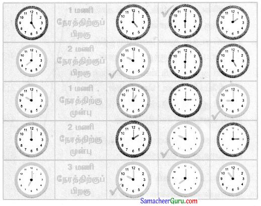 Samacheer Kalvi 3rd Maths Guide Term 1 Chapter 5 காலம் 6