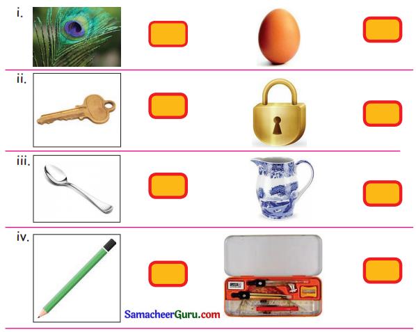 Samacheer Kalvi 3rd Maths Guide Term 2 Chapter 3 அளவைகள் 1