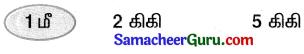 Samacheer Kalvi 3rd Maths Guide Term 2 Chapter 3 அளவைகள் 10