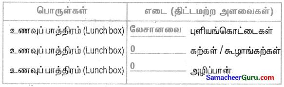 Samacheer Kalvi 3rd Maths Guide Term 2 Chapter 3 அளவைகள் 7