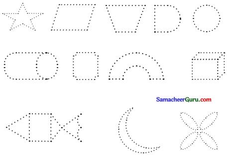 Samacheer Kalvi 3rd Maths Guide Term 3 Chapter 1 வடிவியல் 1