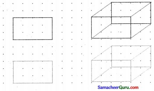 Samacheer Kalvi 3rd Maths Guide Term 3 Chapter 1 வடிவியல் 18