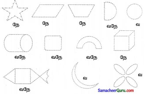 Samacheer Kalvi 3rd Maths Guide Term 3 Chapter 1 வடிவியல் 2