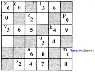 Samacheer Kalvi 6th Maths Guide Term 1 Chapter 2 இயற்கணிதம் - ஓர் அறிமுகம் Ex 2.3 8