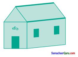 Samacheer Kalvi 6th Maths Guide Term 1 Chapter 4 வடிவியல் Ex 4.4 1