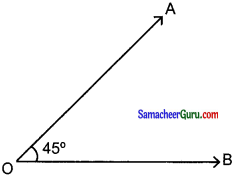 Samacheer Kalvi 6th Maths Guide Term 1 Chapter 4 வடிவியல் Ex 4.4 12