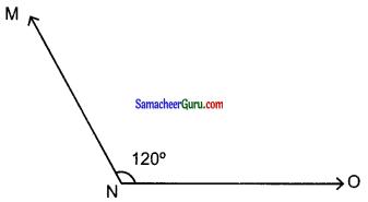 Samacheer Kalvi 6th Maths Guide Term 1 Chapter 4 வடிவியல் Ex 4.4 13