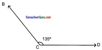 Samacheer Kalvi 6th Maths Guide Term 1 Chapter 4 வடிவியல் Ex 4.4 15