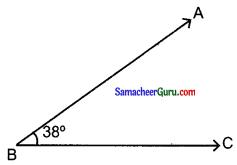 Samacheer Kalvi 6th Maths Guide Term 1 Chapter 4 வடிவியல் Ex 4.4 18