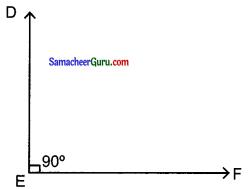 Samacheer Kalvi 6th Maths Guide Term 1 Chapter 4 வடிவியல் Ex 4.4 19