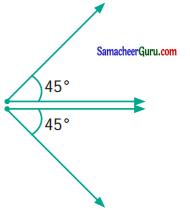 Samacheer Kalvi 6th Maths Guide Term 1 Chapter 4 வடிவியல் Ex 4.4 20