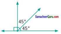 Samacheer Kalvi 6th Maths Guide Term 1 Chapter 4 வடிவியல் Ex 4.4 24