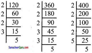 Samacheer Kalvi 6th Maths Guide Term 2 Chapter 1 எண்கள் Ex 1.3 1