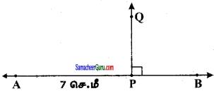 Samacheer Kalvi 6th Maths Guide Term 2 Chapter 4 வடிவியல் Ex 4.2 1