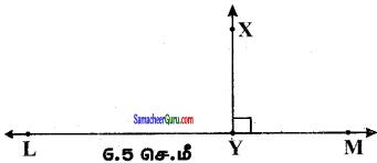 Samacheer Kalvi 6th Maths Guide Term 2 Chapter 4 வடிவியல் Ex 4.2 2
