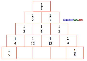 Samacheer Kalvi 6th Maths Guide Term 3 Chapter 1 பின்னங்கள் Ex 1.2 13